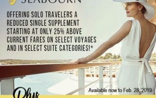 Pavlus offering Seabourn savings