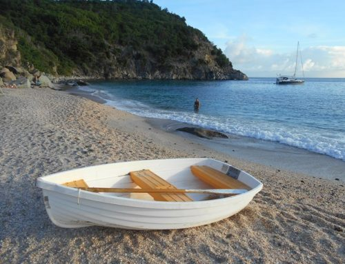 It's easy to fall in love with St. Barths