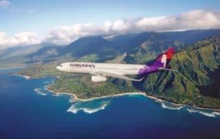 Hawaiian Airlines on Pavlus