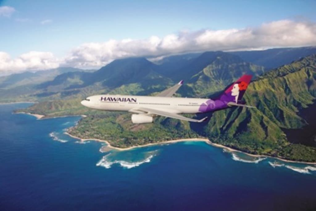 Hawaiian Airlines on Pavlus