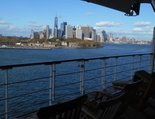 A transatlantic cruise to remember on the Cunard Queen Mary 2