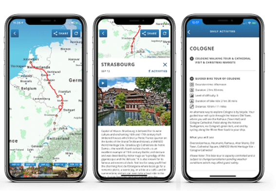 AmaWaterways app