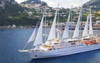 Windstar Cruises perks plus