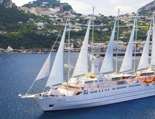 Windstar's putting on the perks