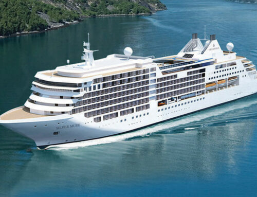 Silversea fares go utterly and completely all-inclusive
