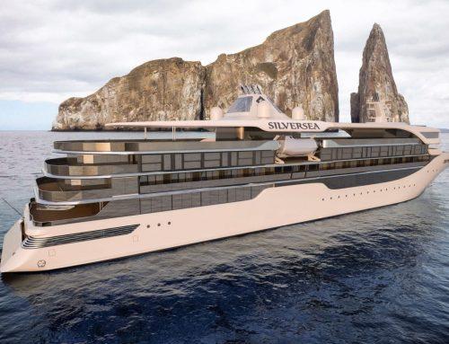 Silversea opens bookings for ground-breaking Silver Origin