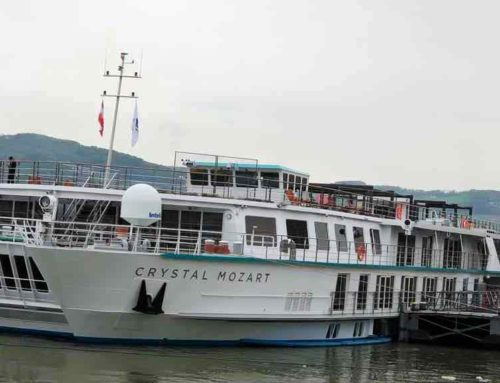 Inveterate cruisers give river cruises a try on Crystal Mozart and love it