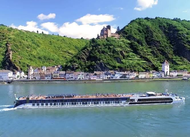 AMA Waterways River Cruise