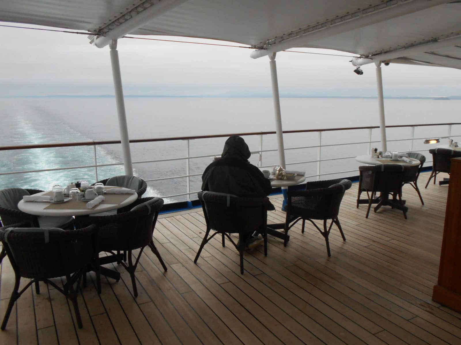 On Board the Regent Seven Seas Mariner