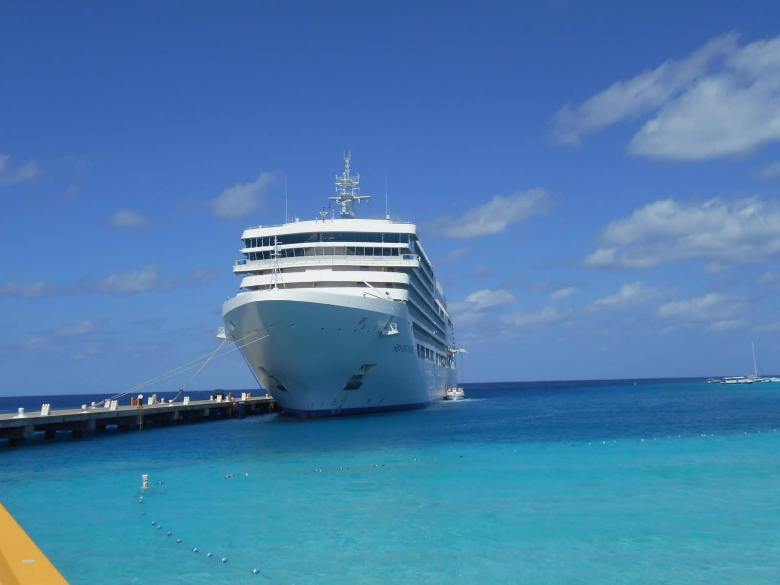 Muse in Grand Turk