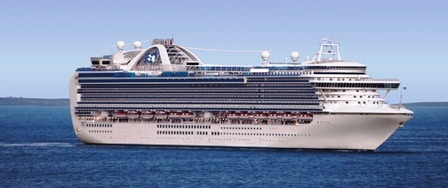 Emerald Princess,