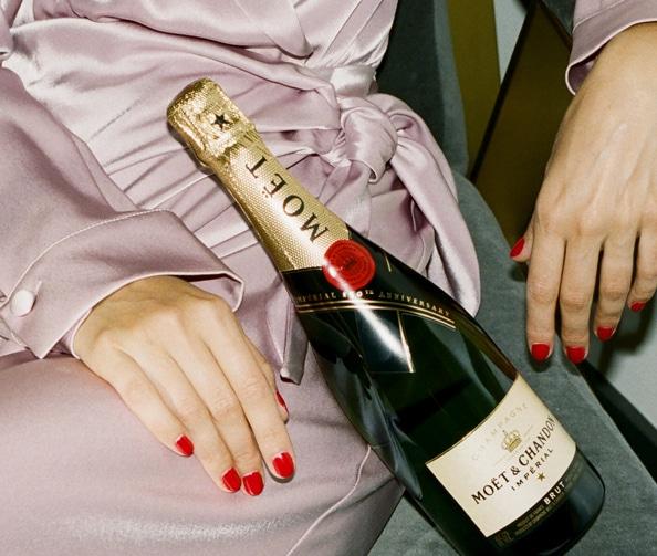 Virgin Voyages Champagne