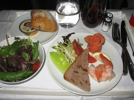 First Course Air France