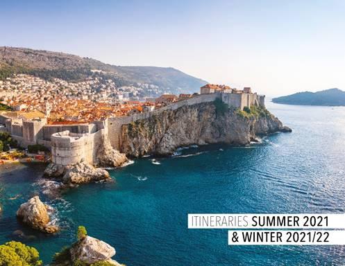 Silversea cruises 2021