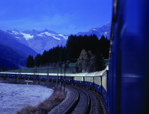Join 'The Party' on Belmond's Venice Simplon-Orient Express
