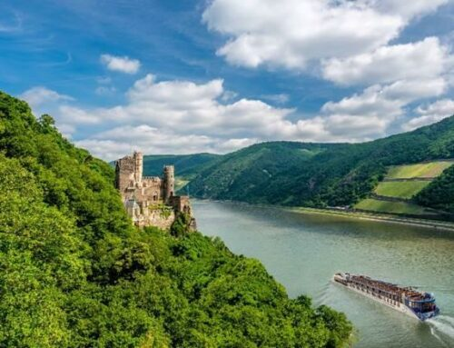 AmaWaterways becomes first US-based river cruise company to end coronavirus-caused cruise pause