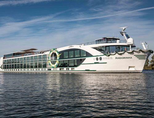 Tauck River Cruises introduces the stunning ms Andorinha Riverboat due out next year.