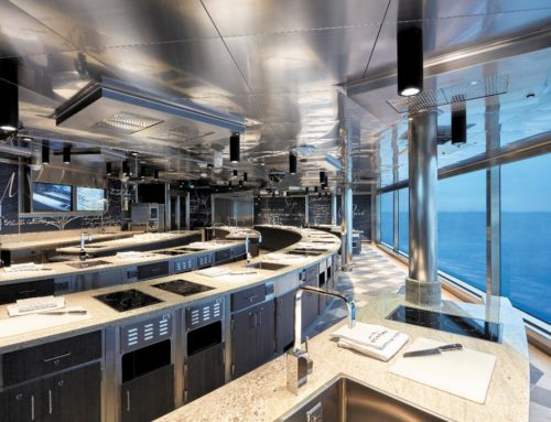 16 different culinary classes coming with debut of Seven Seas Splendor