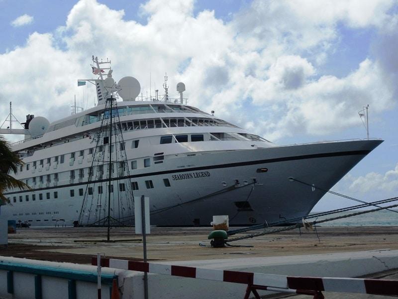 Seabourn Legend Aruba