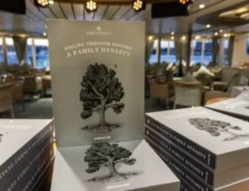 Lefebvre family book tells all about Silversea Cruises