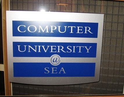 Computer University @ Sea