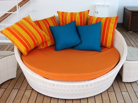 Cruise Deck Chair