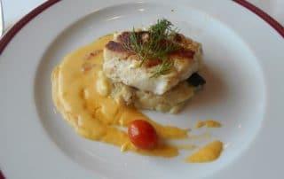Silversea Food