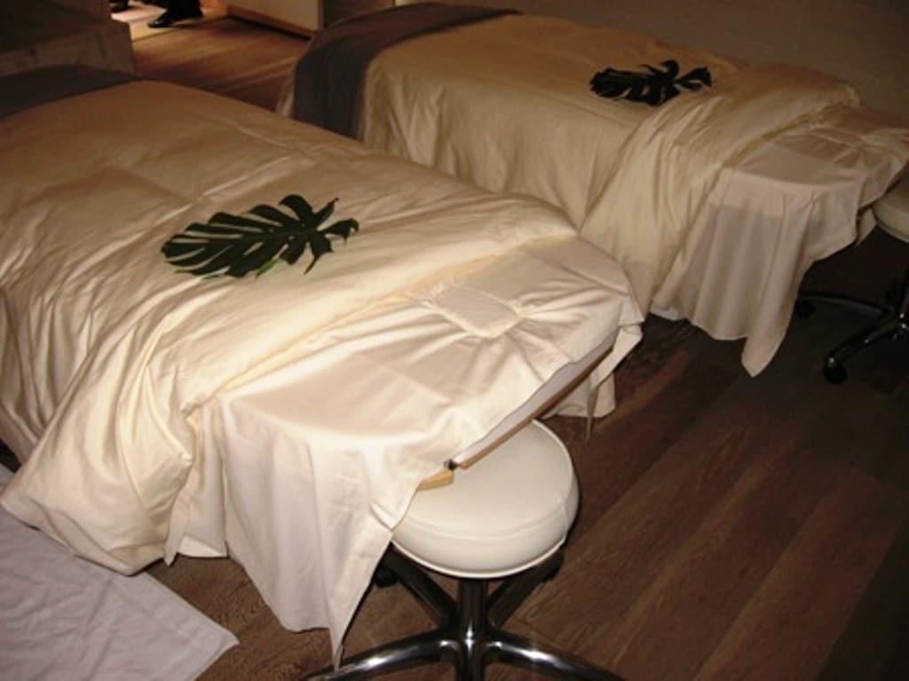 Couple's massages