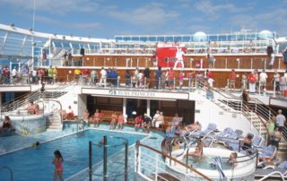 Vow renewal cruises on Princess