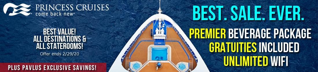 Princess Cruises Special