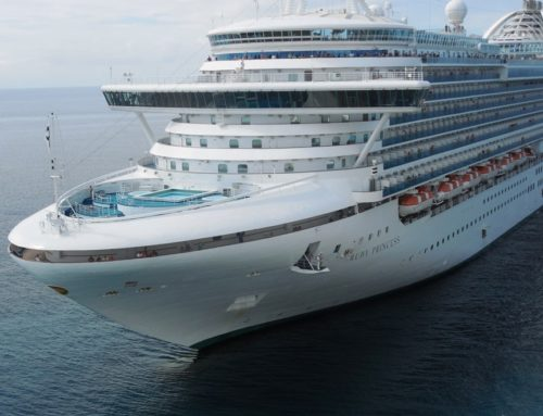 Princess Cruises welcomes lovers with two romantic vow-renewal cruises