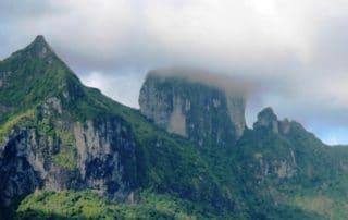 Otemanu in Bora Bora