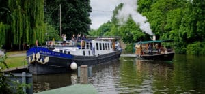 European Waterways Magna Carta on the Thames