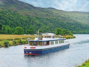 European Waterways Spirit Of Scotland