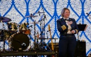 Capt.'Serena of RSSC Splendor