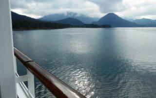 Sitka Alaska by cruise ship