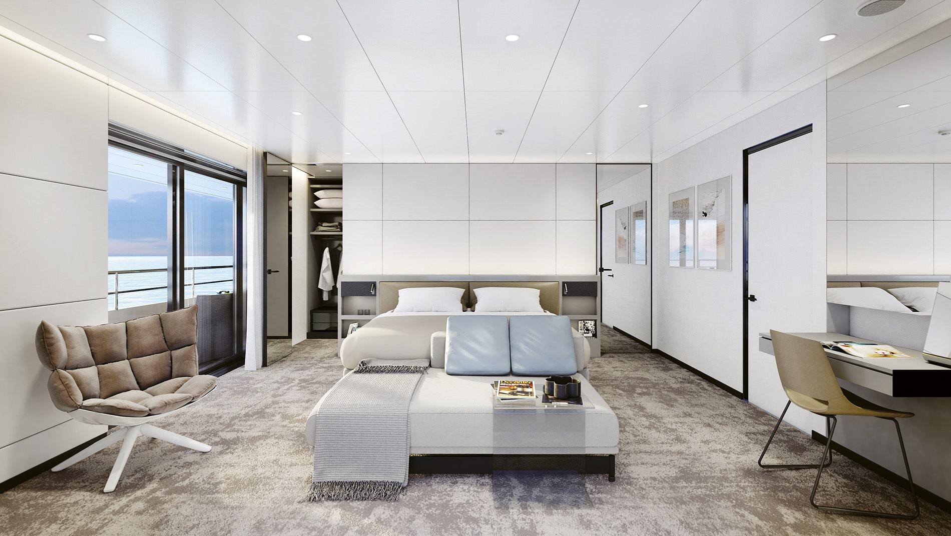 Emerald Azzarra suite