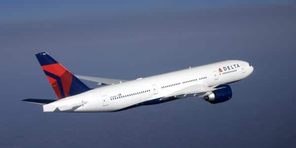 Delta dishes fleet of 777s