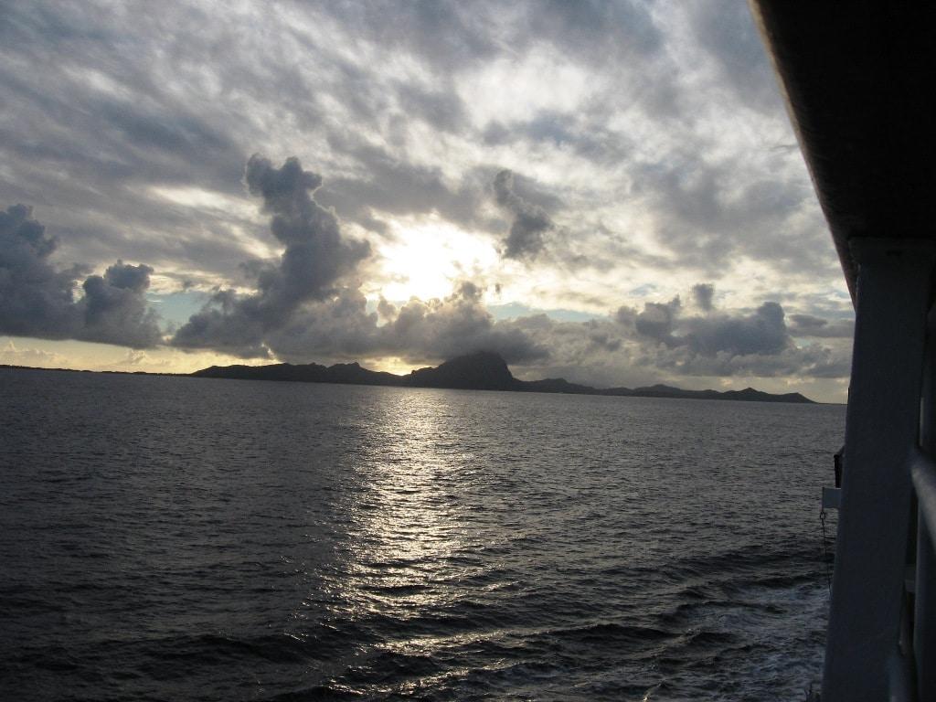 Princess cancels fall French Polynesia cruise