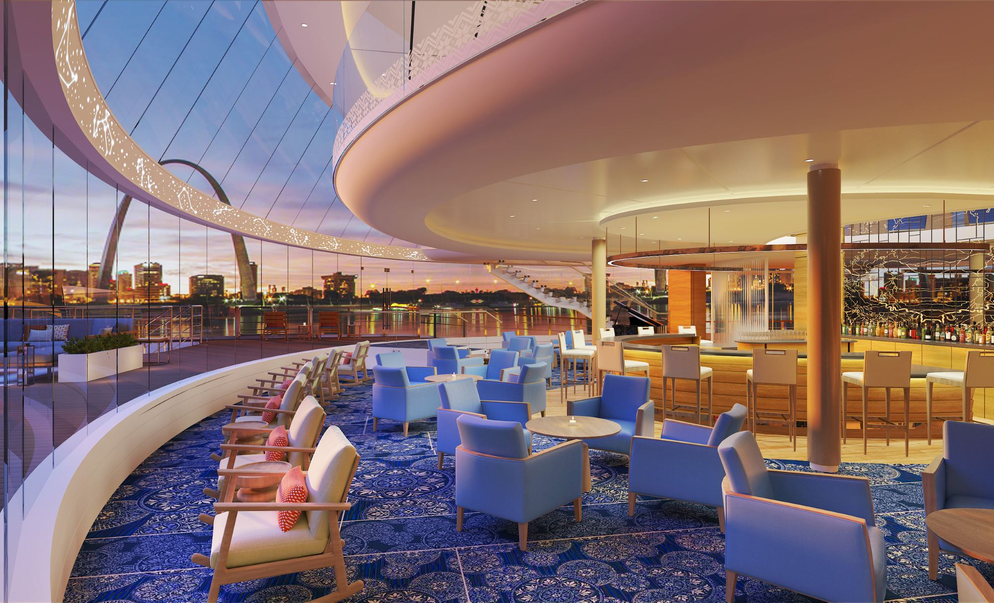 Keeping cruises on our minds
