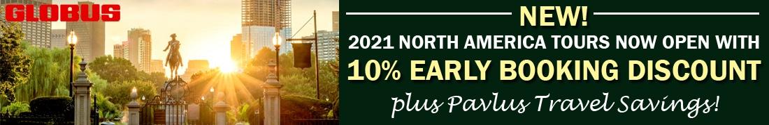 Globus 2021 North America