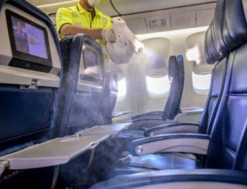 One airline going to unprecedented heights to laser clean its crafts