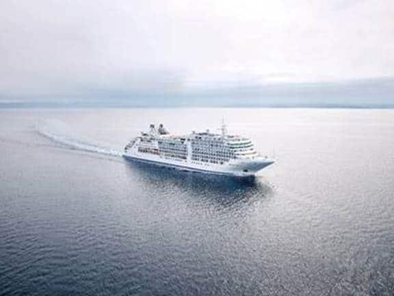 Silversea Silver Moon aces sea trials