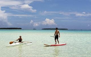 Activities at the Brando Tahiti
