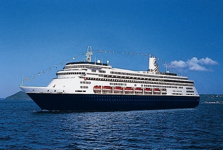 Zaandam world cruises