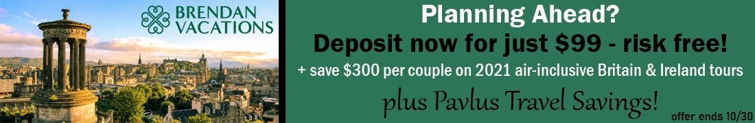 Brendan $99 Deposit & Air Credit