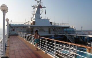 Princess Cruises inaugurals