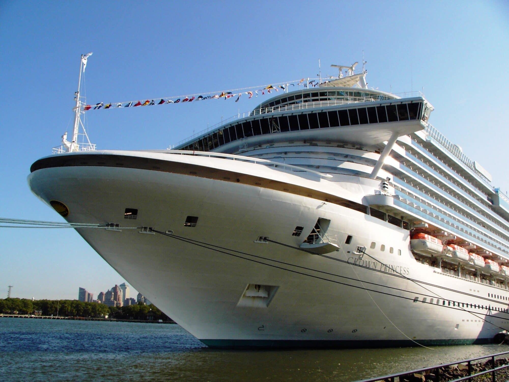Princess to sail from LA to Mexico and Alaska