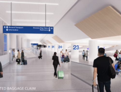 Delta's new Terminal 3 finally opens at LAX additional enhancements underway